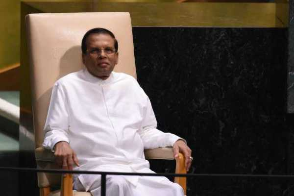 srilankan-president-sirisena-asks-people-to-be-calm
