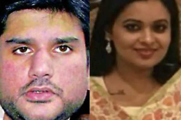 nd-tiwari-s-son-death-case-apoorva-tiwari-the-wife-of-rohit-has-been-arrested