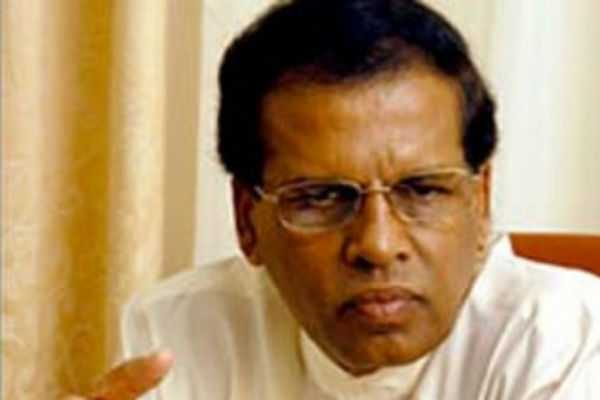 prohibition-to-close-the-face-president-sirisena