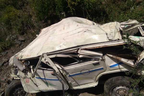 5-killed-5-injured-as-jeep-falls-into-gorge-in-mandi-district-of-himachal-pradesh