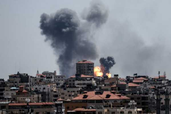 rocket-barrages-from-gaza-draw-israeli-strikes-4-palestinians-dead