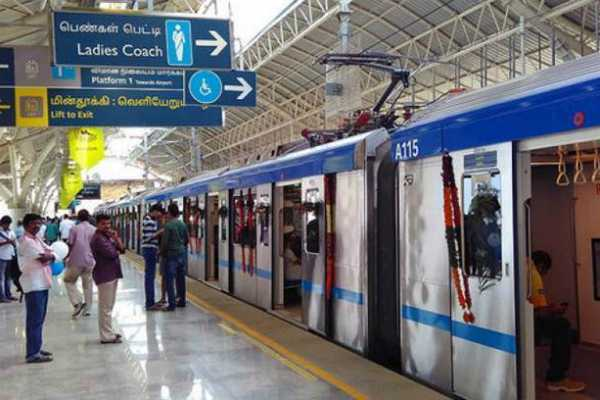 cmrl-water-leak-in-central-metro-railway-station