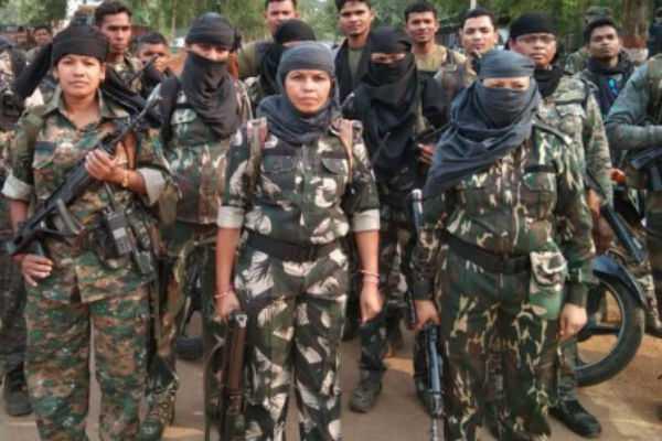 thirty-maoists-turned-women-commandos