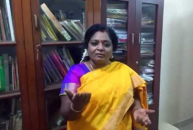 tamilisai-tweet-for-k-veeramani