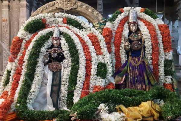 thiruvanaikaval-jambushwarar-temple-function