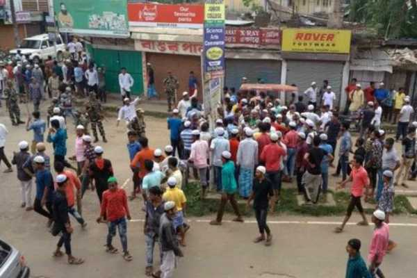 1-dead-14-injured-in-communal-clash-in-assam-s-hailakandi-curfew-clamped
