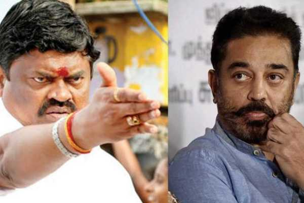 kamal-should-cut-the-tongue-minister-rajendra-balaji