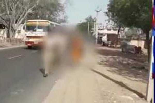 rajasthan-woman-walks-up-to-police-station-naked-to-report-harassment