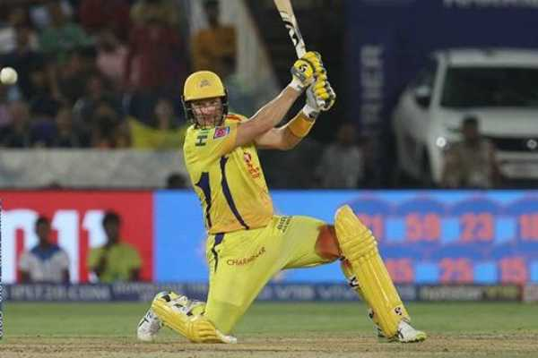 shane-watson-batted-through-bloodied-knee-in-ipl-2019-final-vs-mumbai-indians-harbhajan-singh