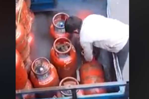 gas-theft-by-staff-before-delivery-of-cylinder