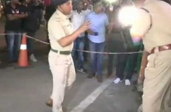 assam-six-people-injured-in-explosion-outside-a-mall-on-zoo-road-in-guwahati