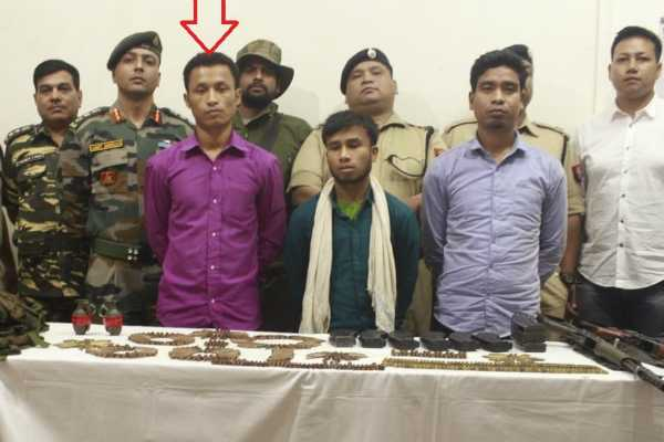 3-ulfa-i-cadres-surrender-in-assam-police