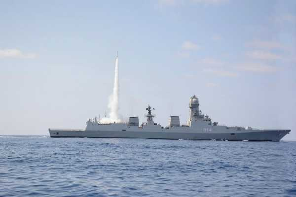 indian-navy-firing-was-undertaken-on-western-seaboard-by-indian-naval-ships-kochi-chennai