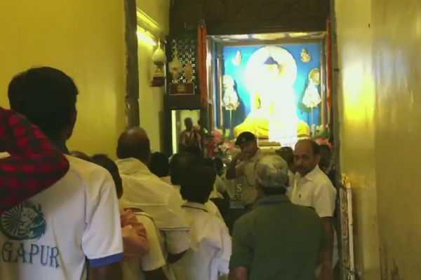 buddha-poornima-special-pooja-performed-at-boodh-gaya