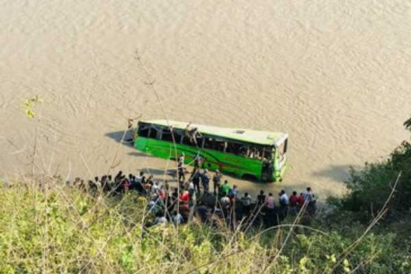 nepal-five-killed-after-vehicle-plunges-into-river-in-dhading-district