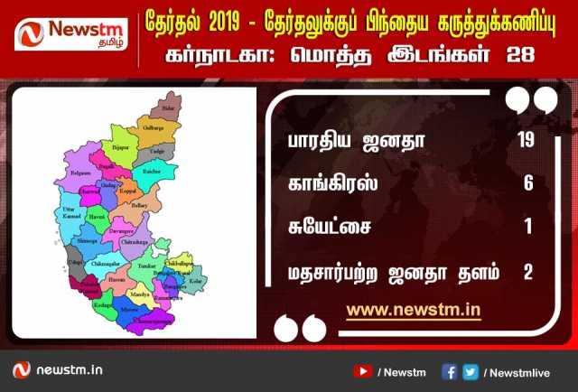 mp-election2019-statewide-result-karnataka