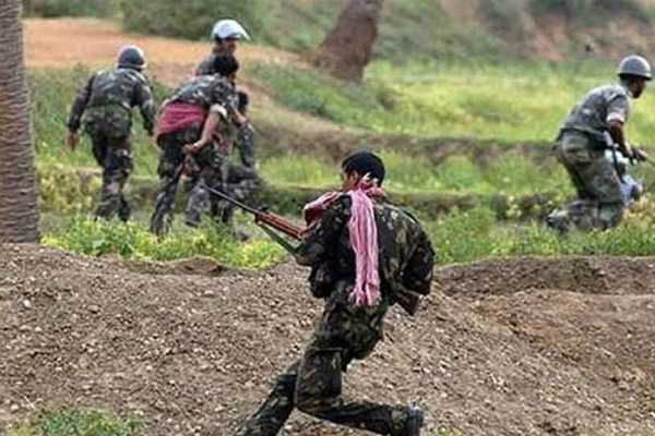exchange-of-fire-between-police-and-naxals-in-gadchiroli