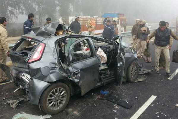 up-four-students-killed-in-accident