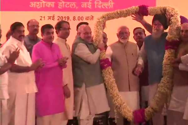 chief-minister-and-deputy-chief-minister-attend-bjp-party