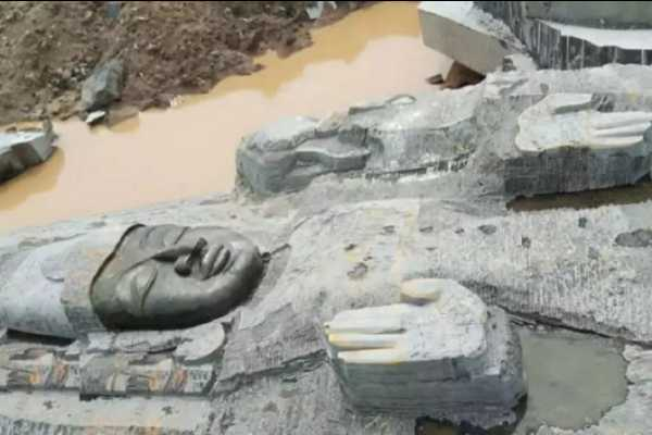 the-statue-of-the-kothandarama-went-to-karnataka