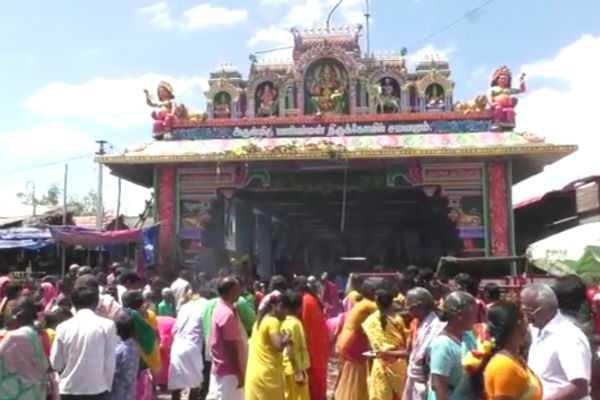 rs-83-lakhs-input-to-the-samayapuram-mariamman-temple