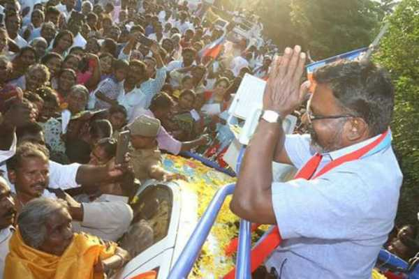 thol-thirumavalavan-won-in-chidambaram-constituency