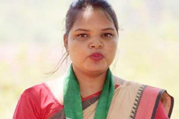 bjd-s-chandrani-murmu-to-be-youngest-ever-lok-sabha-mp
