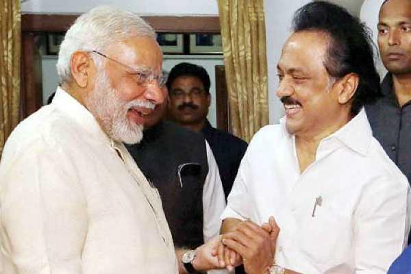 narendra-modi-s-swearing-in-call-for-stalin