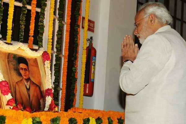 pm-narendra-modi-pays-homage-to-veer-savarkar