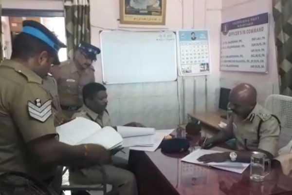 dig-balakrishnan-action-to-stop-criminal-activity-in-trains