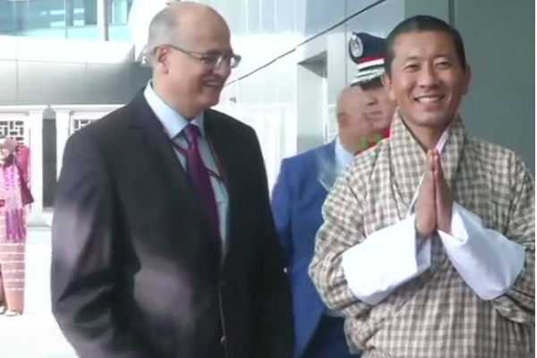 prime-minister-of-bhutan-lotay-tshering-reached-delhi