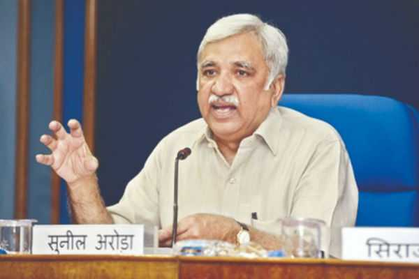 punishment-for-false-complaint-sunil-arora