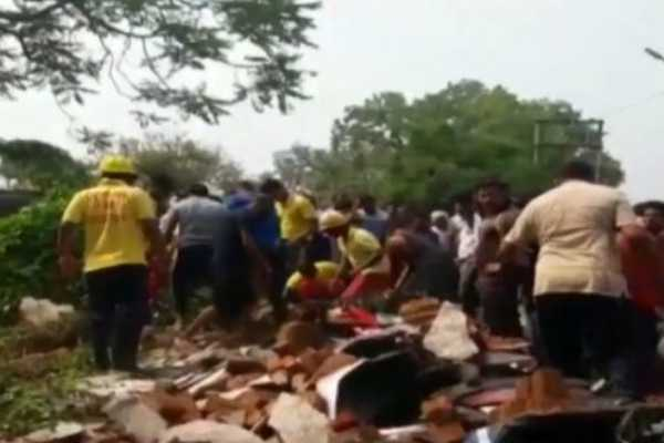 four-killed-5-critical-as-wall-collapses-at-market-in-odisha-s-dhenkanal