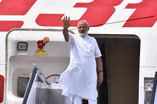 india-asked-prime-minister-modi-s-plane-to-fly-in-pakistan-airspace