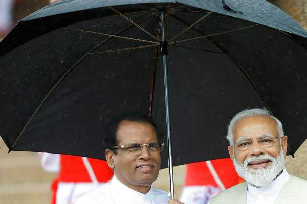 pm-modi-plants-ashoka-saplings-at-sri-lankan-president-s-residence