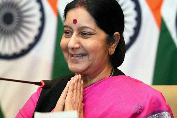 sushma-swaraj-appointed-as-the-governor-of-andhra-pradesh