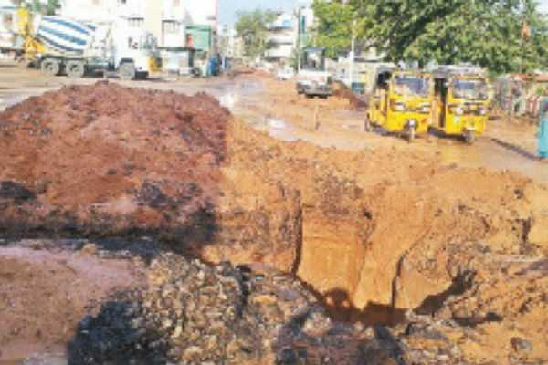 young-man-die-in-fell-into-the-ditch-for-road-work