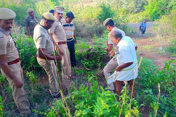 salem-police-raid-in-20-villages