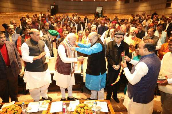 bjp-s-parliamentary-party-executive-committee-formed-ahead-of-the-first-parliament-session-of-modi-2-0