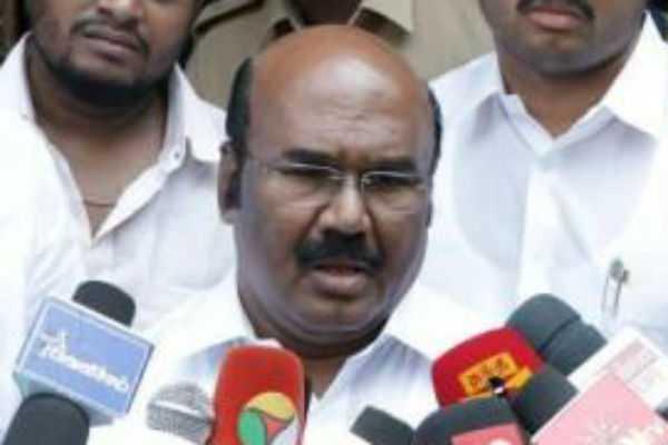 not-necessary-to-single-head-minister-jayakumar