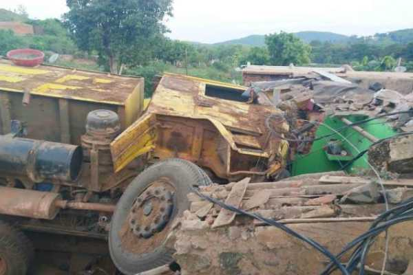 3-of-family-killed-as-truck-crashes-into-house-in-odisha