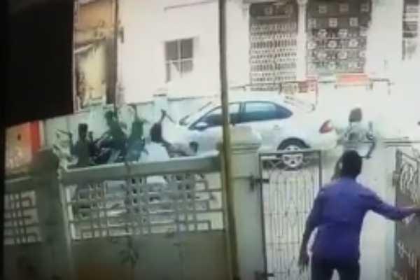 cctv-footage-on-madurai-murder