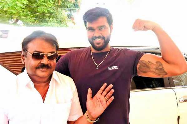 vijayakanth-son-shanmuga-pandian-acting-as-a-police