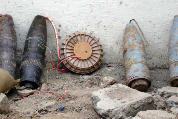 jammu-kashmir-an-ied-blast-took-place-while-a-security-forces-vehicle-was-moving-in-arihal-pulwama