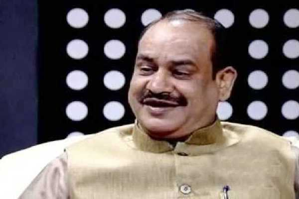 bjp-mp-om-birla-expectation-to-be-elected-speaker-of-lok-sabha