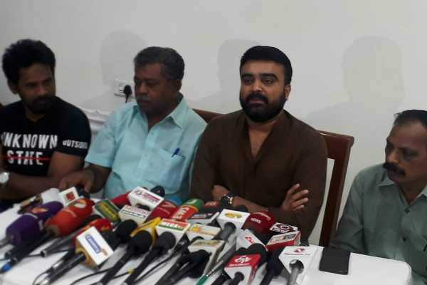 south-indian-artist-association-election-stopped-due-to-pandavar-team-swami-sankarathaas-team