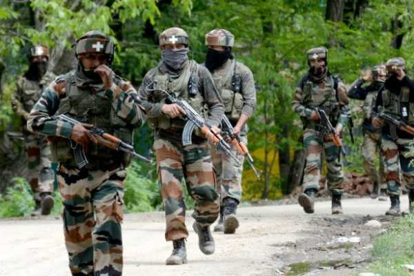 4-terrorist-killed-in-encounter-with-security-forces-in-keegam-shopian-district