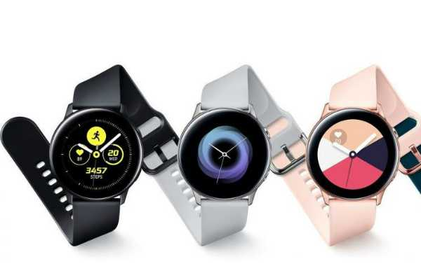 samsung-galaxy-watch-active-with-circular-amoled-screen-launched-in-india