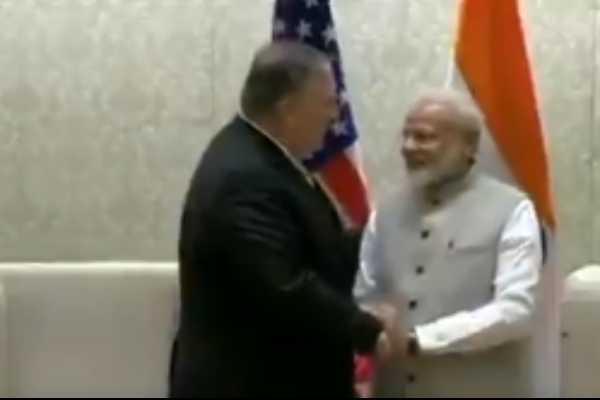 us-secretary-of-state-mike-pompeo-meets-prime-minister-narendra-modi