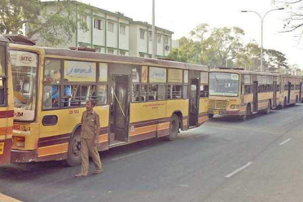 chennai-bus-strike